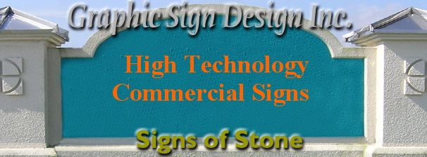 High Technology Commercial Signs